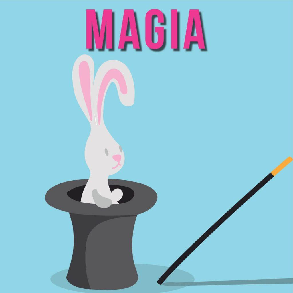 Magia para los más pequeños