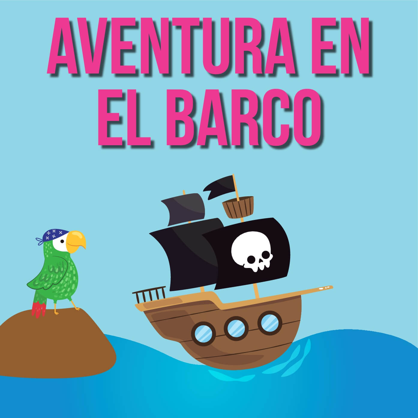 Búsqueda del tesoro del Barco