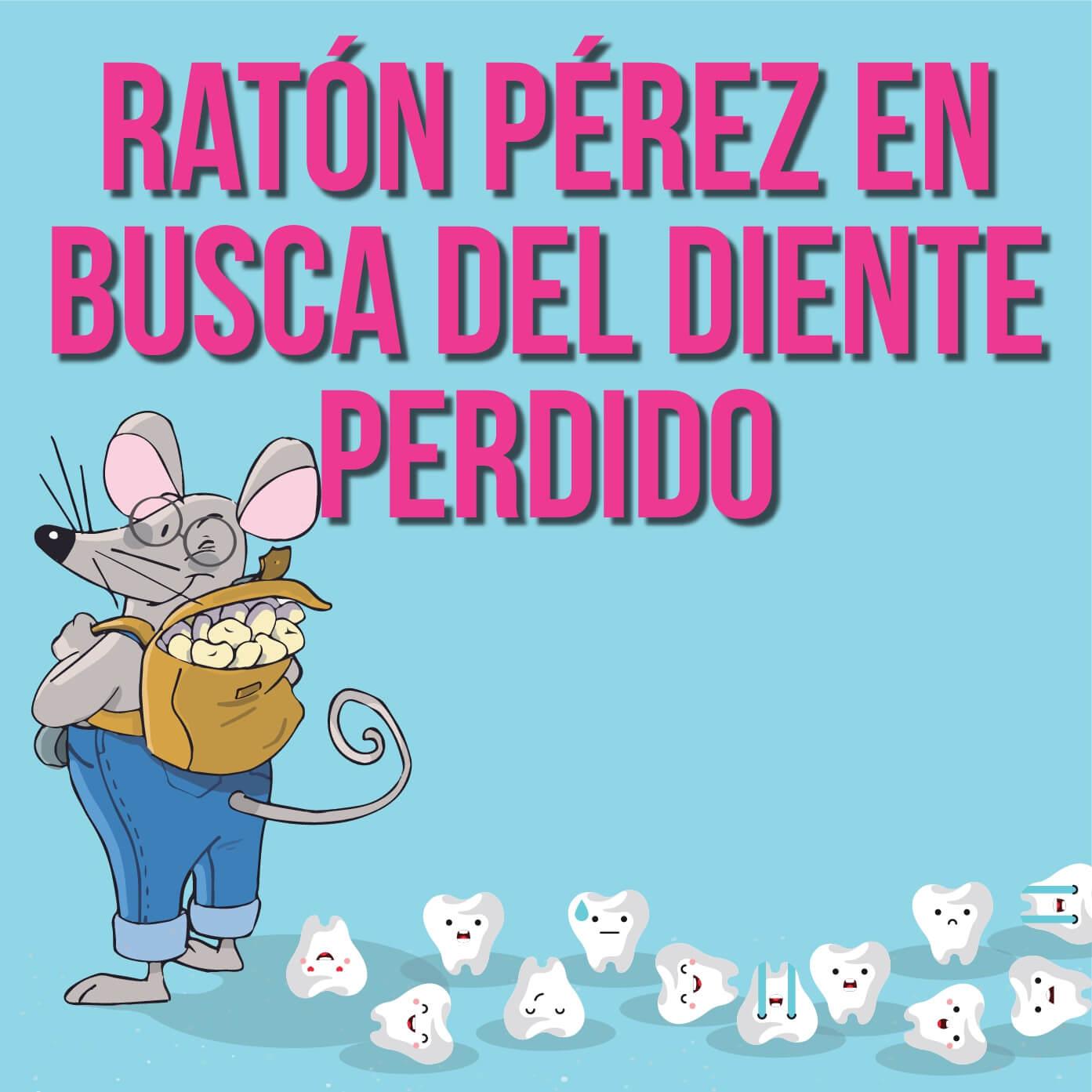 Raton Perez Gymkhana