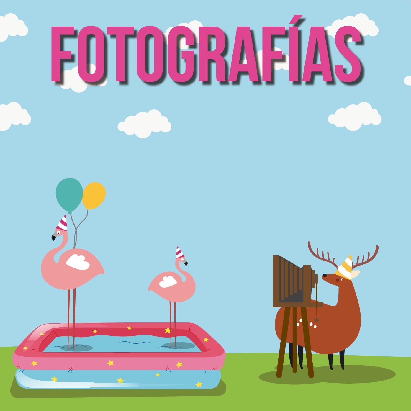 fotografias animación